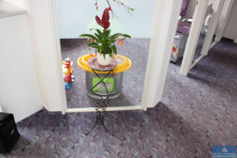 Deko-Blumenständer dazu Wandbild ca. 40x30 cm