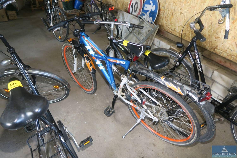 Mountainbike VORTEX Hill 200