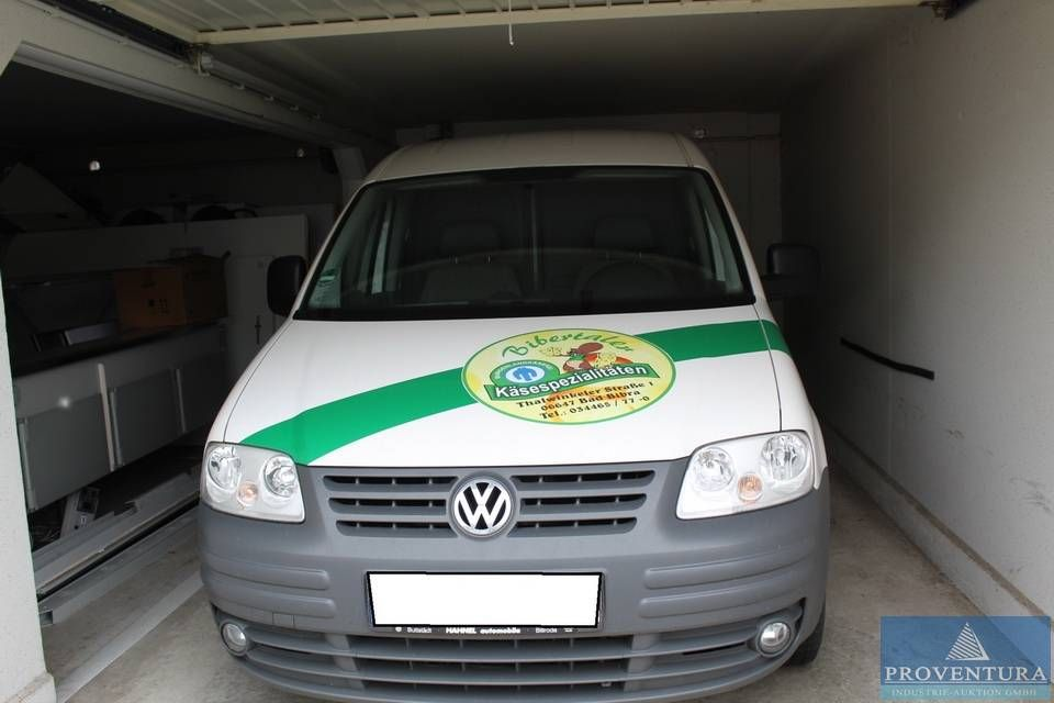 Pkw VW Caddy 1.9 TDI