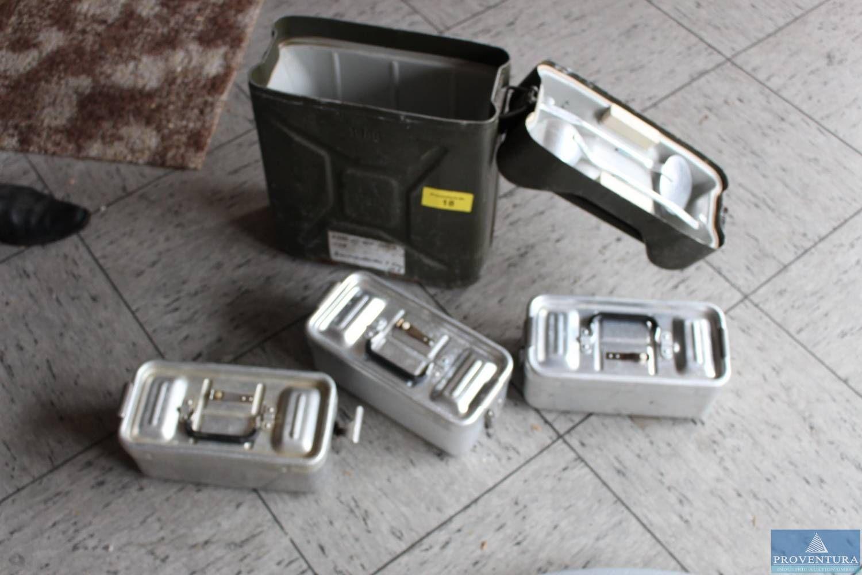 Speisenbehälter BW 7330-12-127-2003