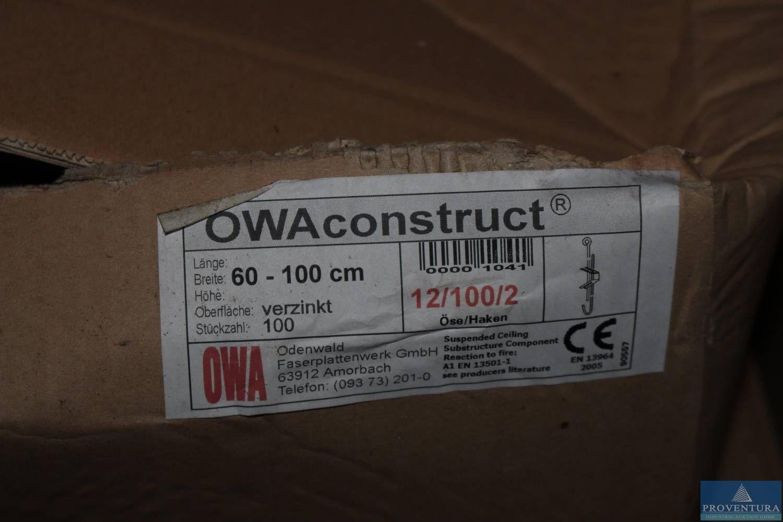 Schnellspannabhänger OWACONSTRUCT 60-100 cm