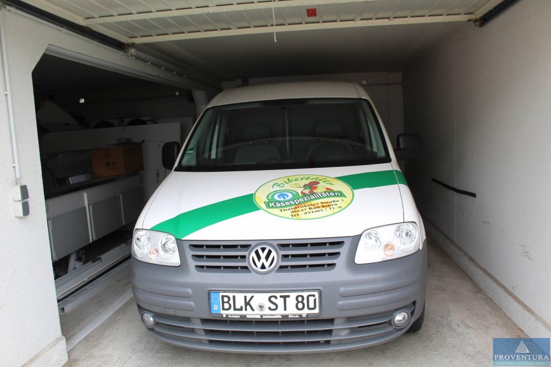 Kühl-Pkw VW Caddy 1.9 TDI 2009