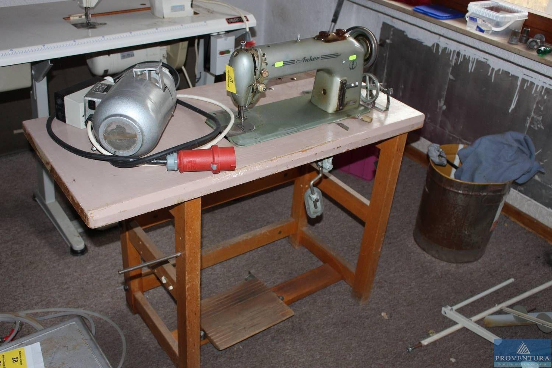 Industrie-Nähmaschine ANKER SK-24