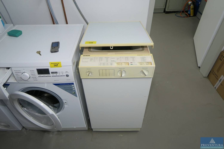Waschvollautomat Toplader SIEMENS Siwamat Plus 7321