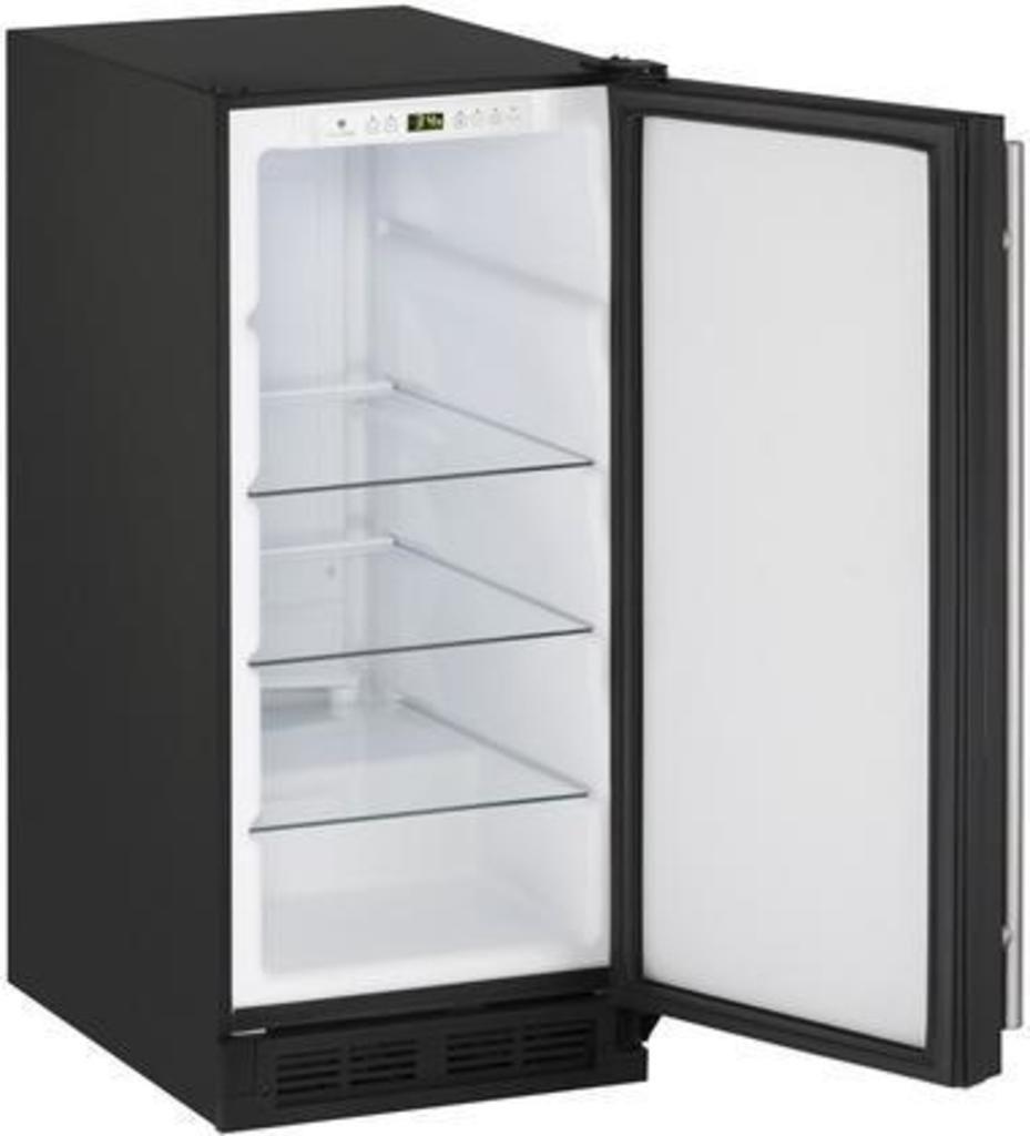 NEW Uline 15in Kühlschrank mit fester Tür