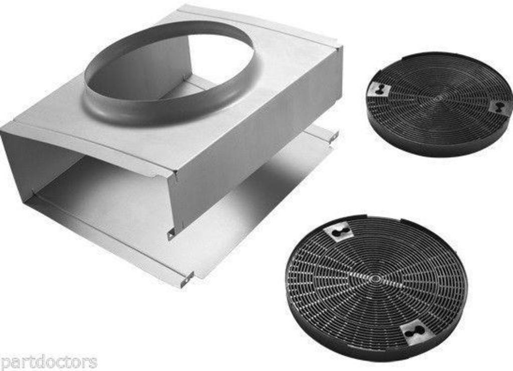 NEU Jenn-Air Range Wandhaube Rezirkulation Non-Duct Filter Kit