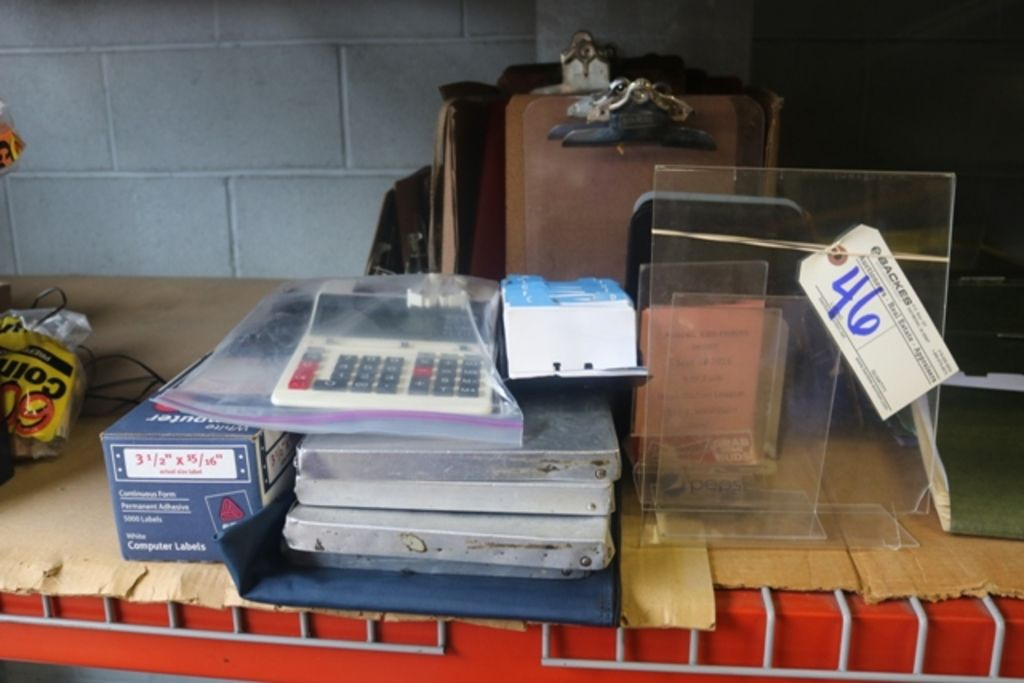 Verschiedenes Büro-Clip-Boards & Taschenrechner