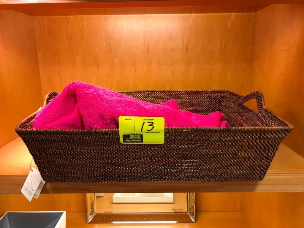 Calaiso Tasche mit Handtuch