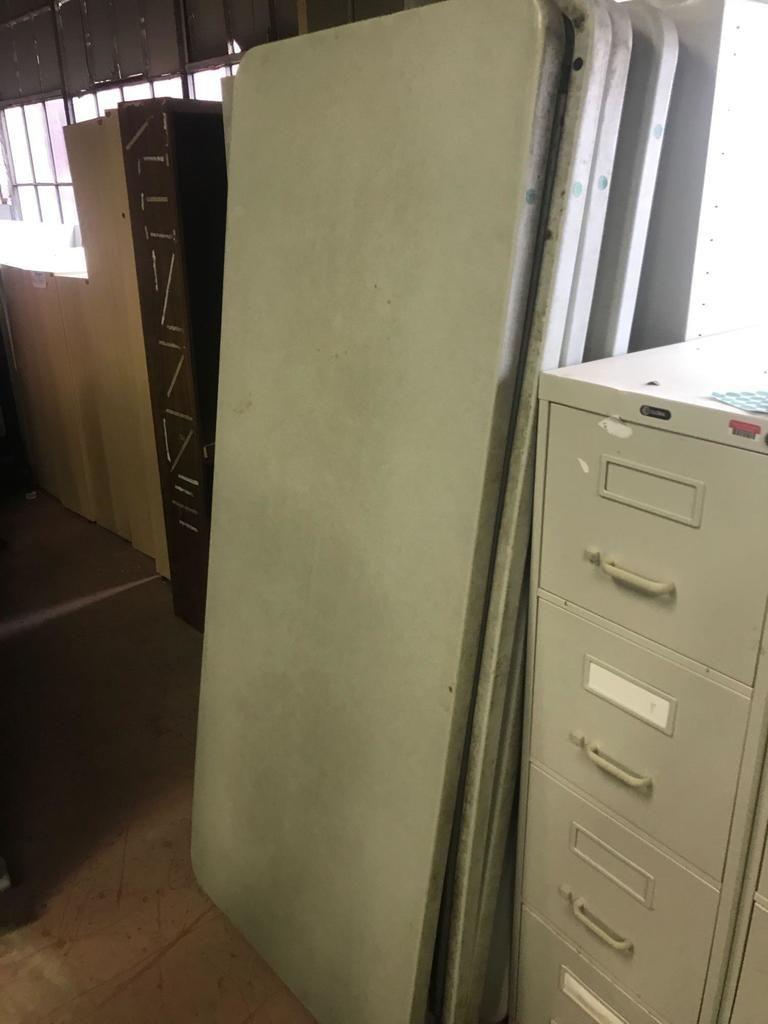 6 Fuß faltender Beinplastiktisch