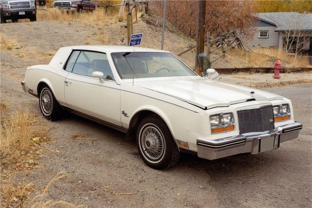 1979 BUICK RIVIERA S-TYPE