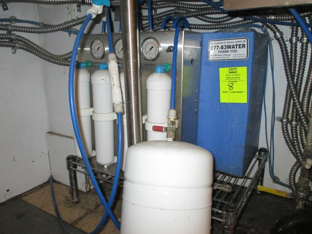 M & M Water Company Wasserenthärter