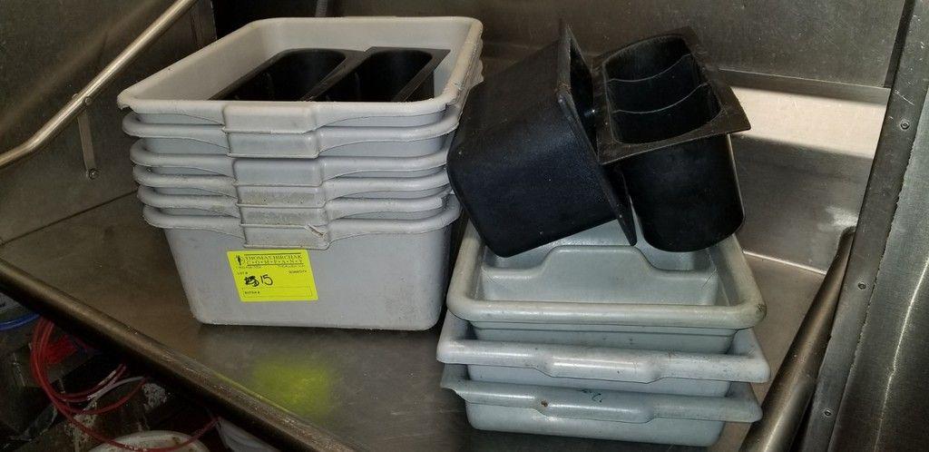 Sammelbehälter & Besteckkästen