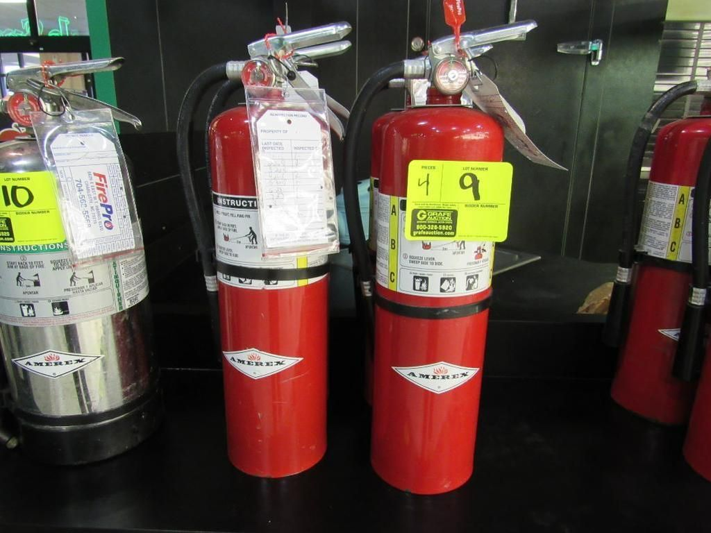 Amerex-Trockenlöschmittel