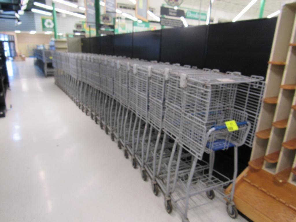 OTC-Einkaufswagen
