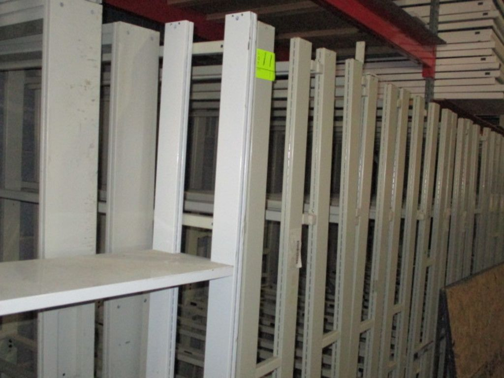 LOS-REAGENT RACKING-APPROX 25 PCS /