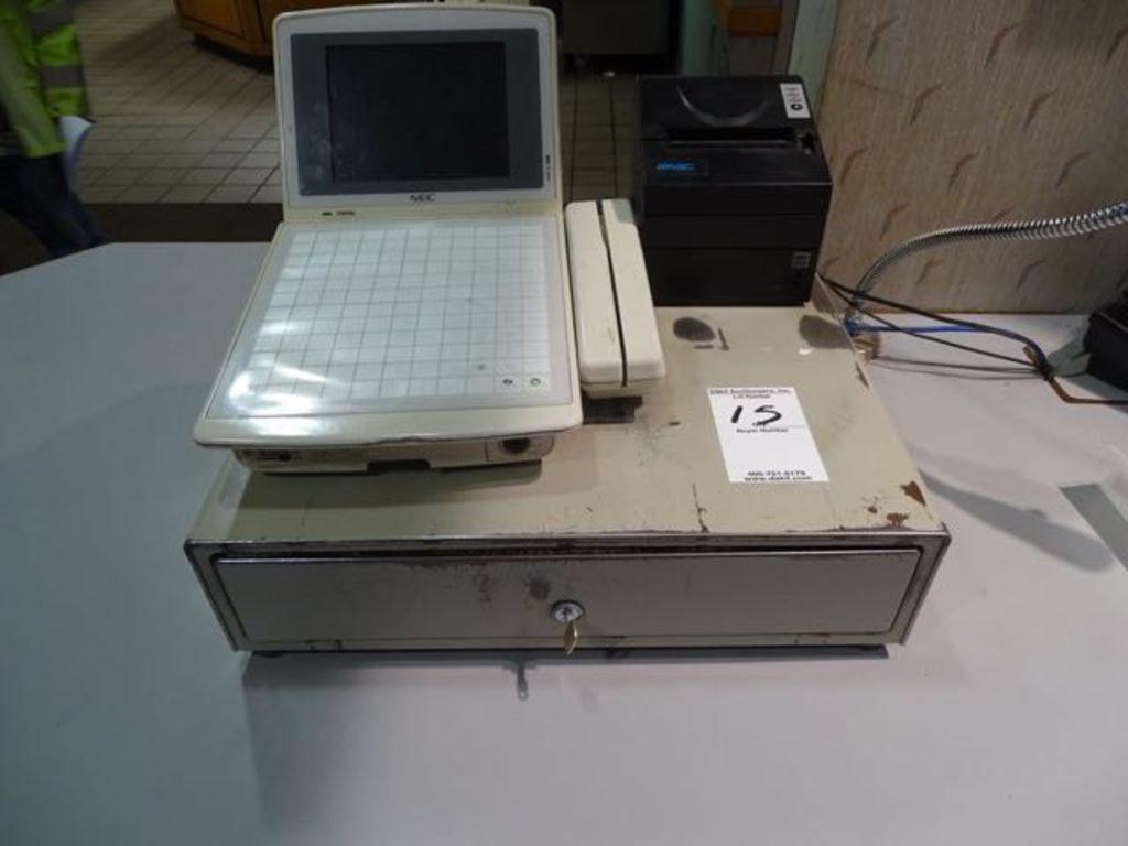 POS-SYSTEM W3 REGISTERS X1