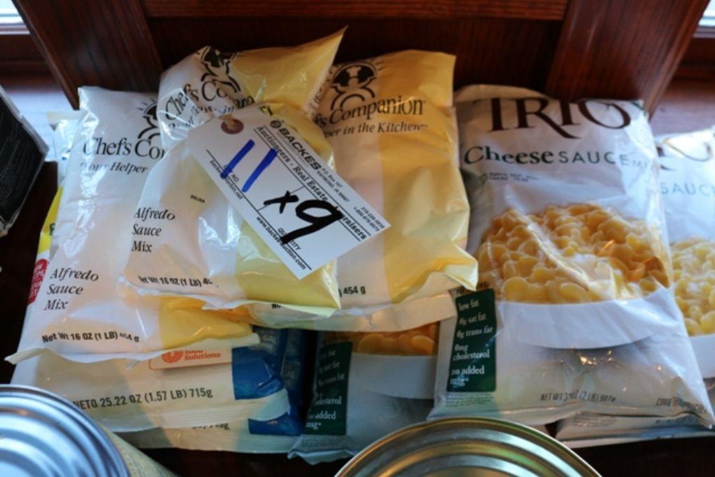 Times 9 - Käsesaucenmischungen, Alfredo-Saucen und mehr