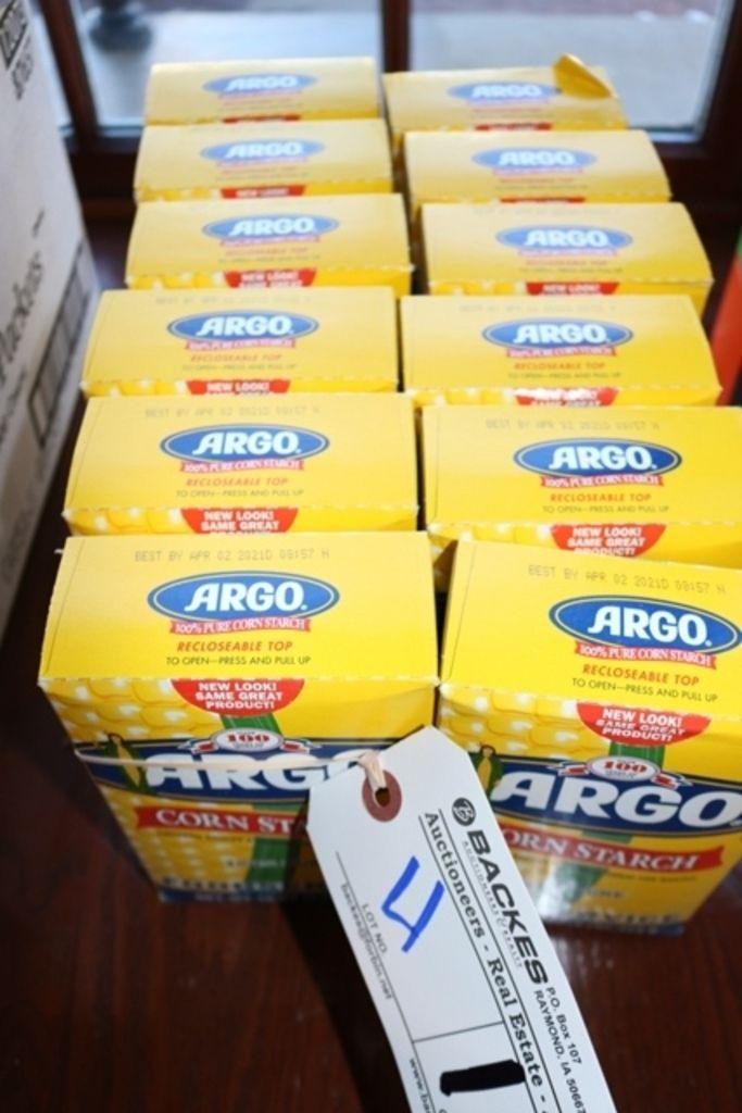 Zeiten 12 - Argo Cornstarch
