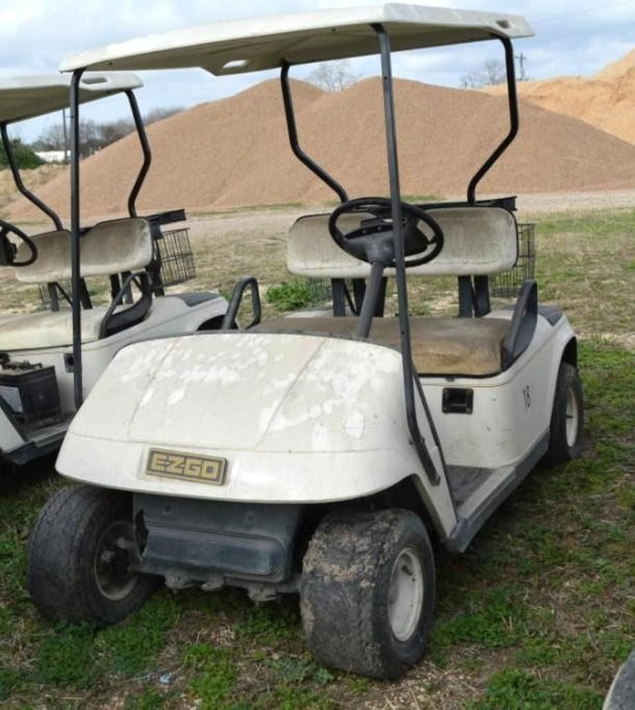 EZ-GO Golfwagen