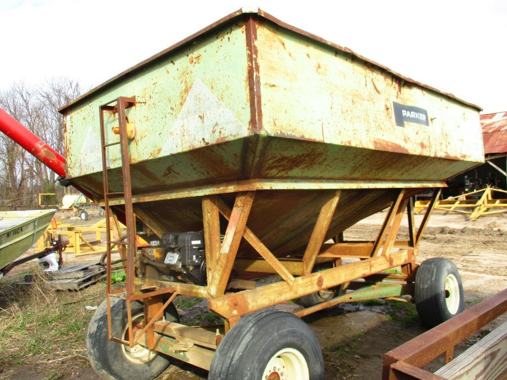 Parker Gravity Seed Wagon