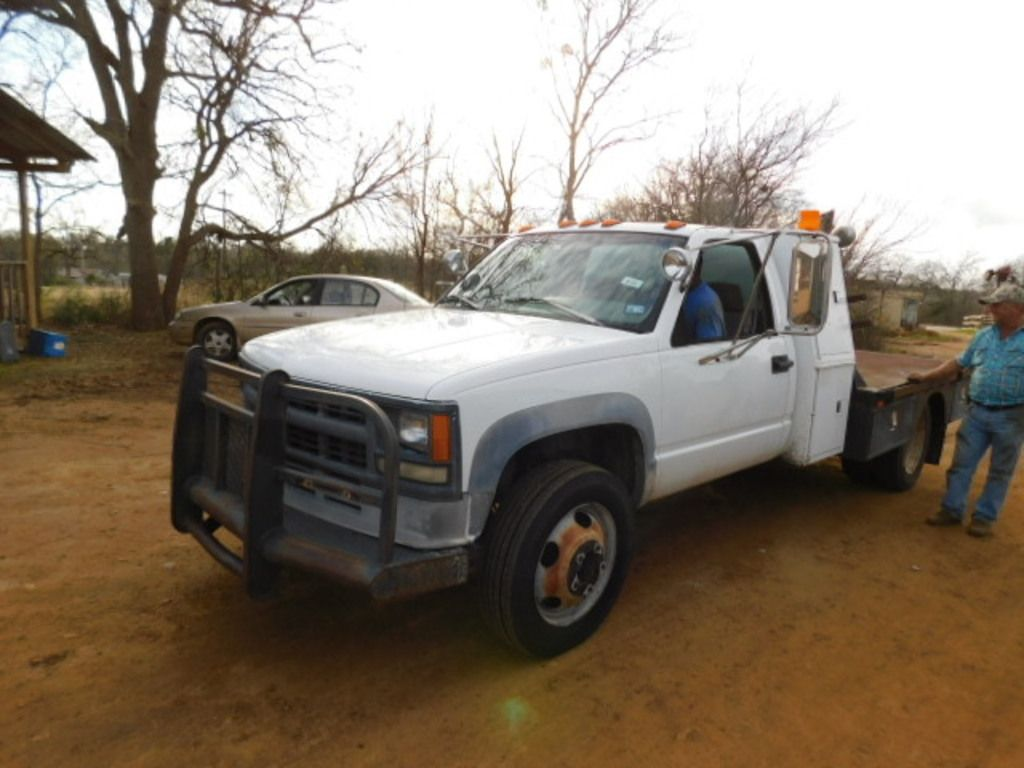 95 CHEVROLET-LKW-MILES SHOW 149088 / 2ND-MOTOR / GAS / VIN 1GBKC34N55J115704 / CLEAN / 2 WD