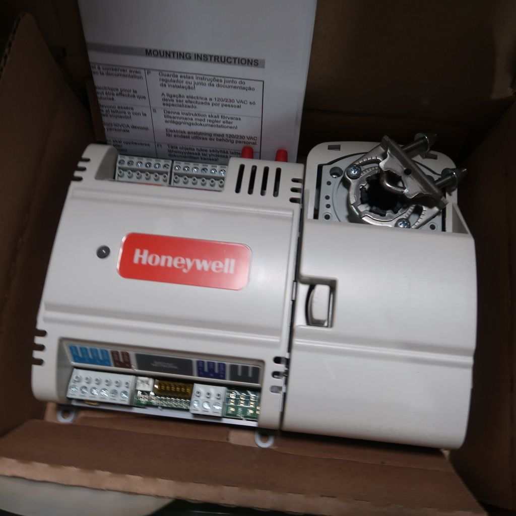 NEUE Honeywell Unitary / VAV-Controller der Stryker-Serie 2