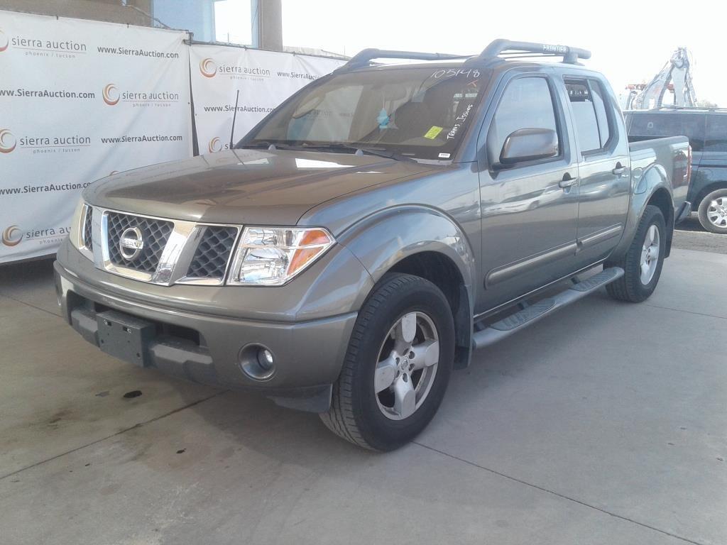 2005 Nissan Grenze