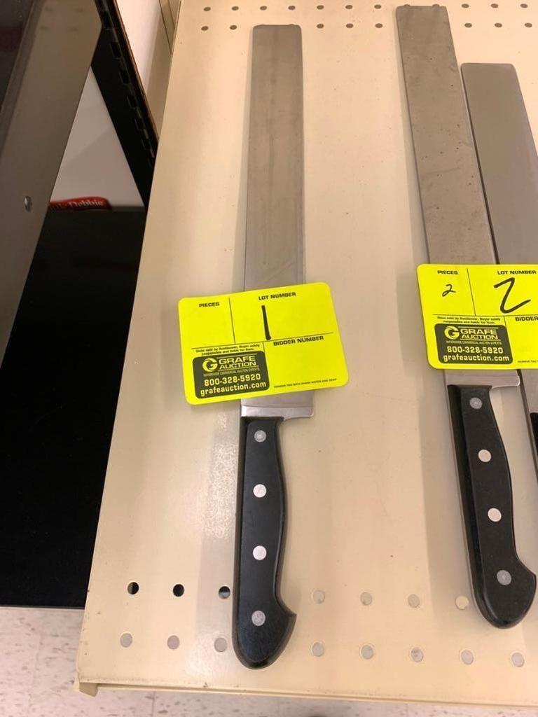 Quadratisches Messer