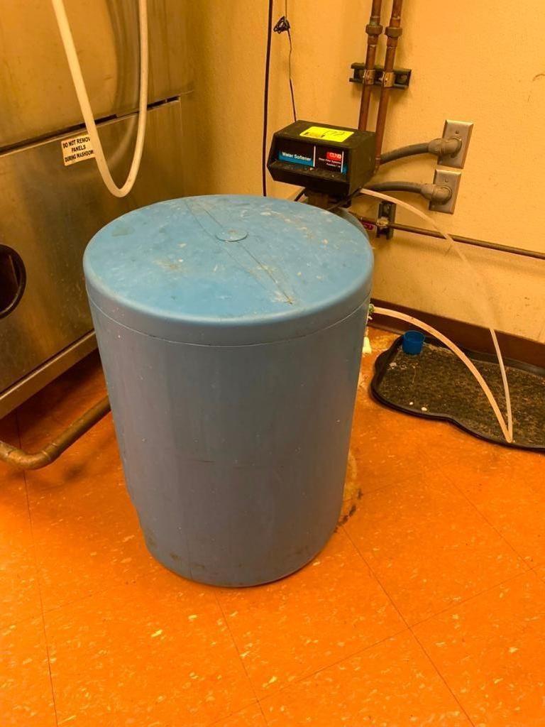 Cuno Wasserenthärtersystem