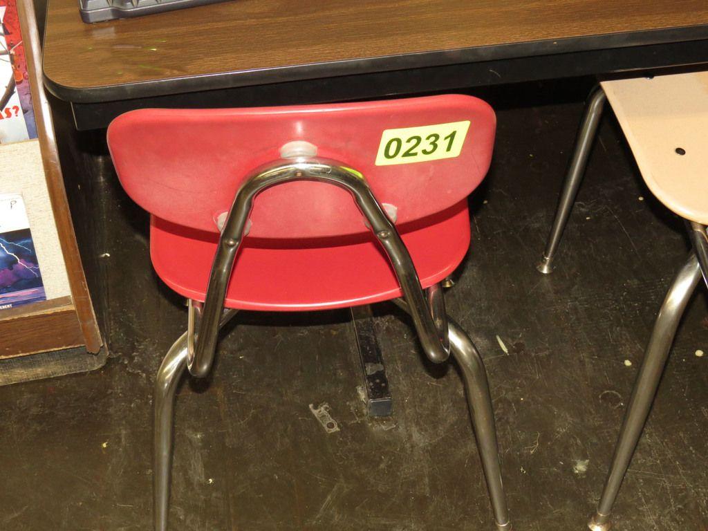 Studentenstühle