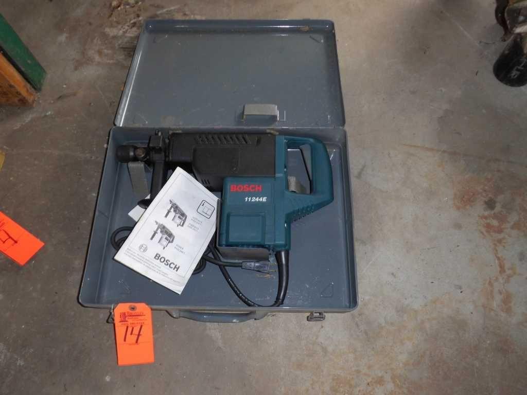Greenlee hydraulischer Locher Modell 78045B
