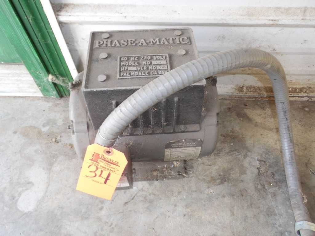 Phase-A-Matic-Modell R-3-Phasenwandler