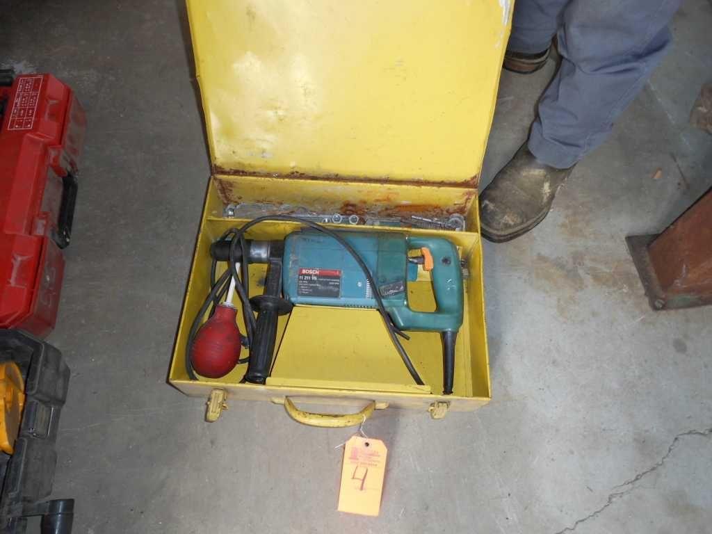 Bosch 1211VS Bohrhammer