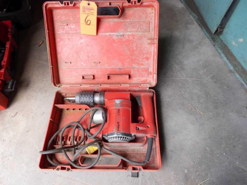 Hilti E22 Bohrhammer