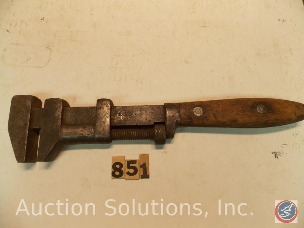 Keen Kutter Nut Wrench 15 in.