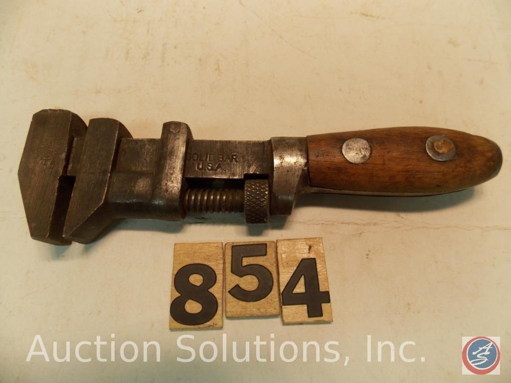 Keen Kutter Nut Wrench 6 in.