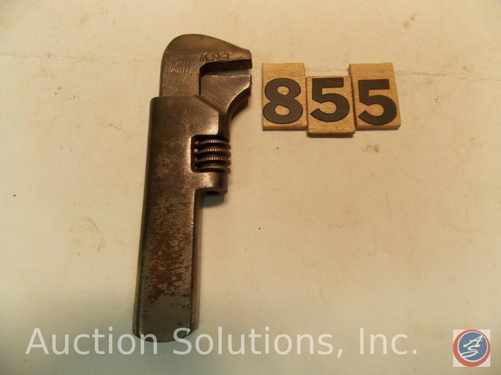 Keen Kutter Pocket Nut Wrench # K93, 4 in.