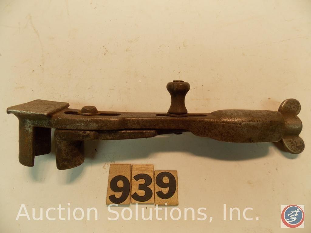 Buggy Wrench 8 in. Von Miller Falls unmarkiert, verstellbar