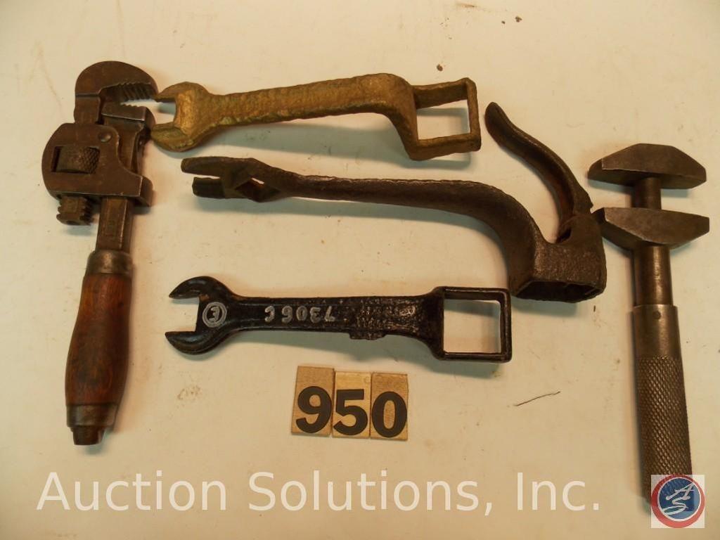 (5) Sonstiges Schraubenschlüssel, einschließlich Buggy- und Rohrschlüssel