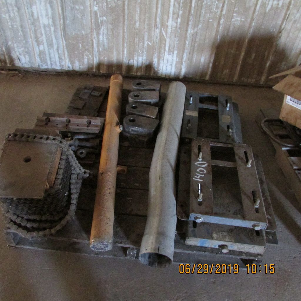 MTR MOUNTS, HOG HAMMERS, CHIPPER PARTS & amp; ROLLENKETTE