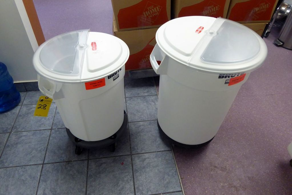 Rubbermaid Abfalleimer