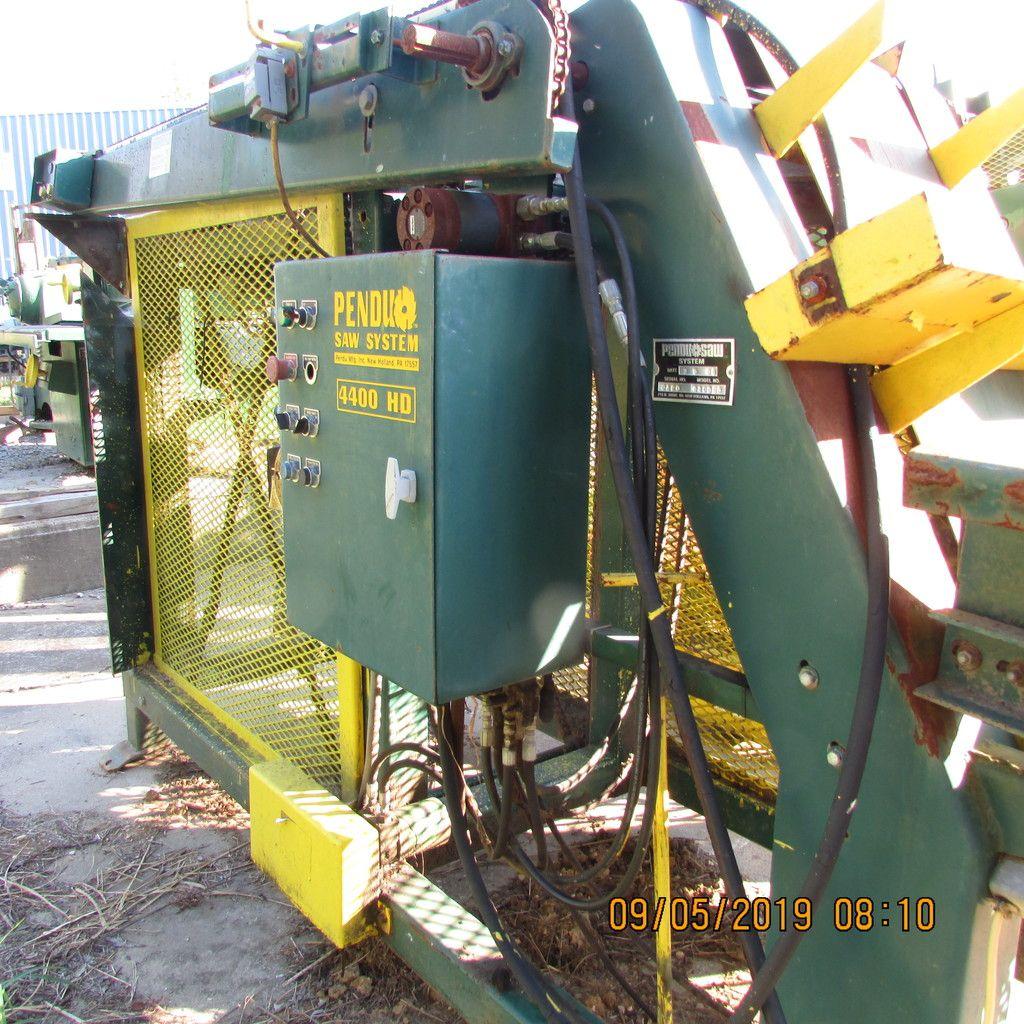 PENDU MDL 4400HD PALLET BOARD STACKER S / N 9420