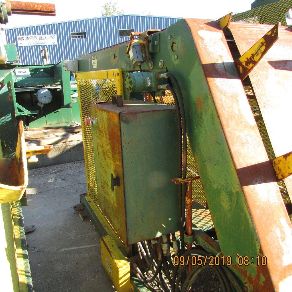 PENDU MDL 4400HD PALLET BOARD STACKER S / N 9714