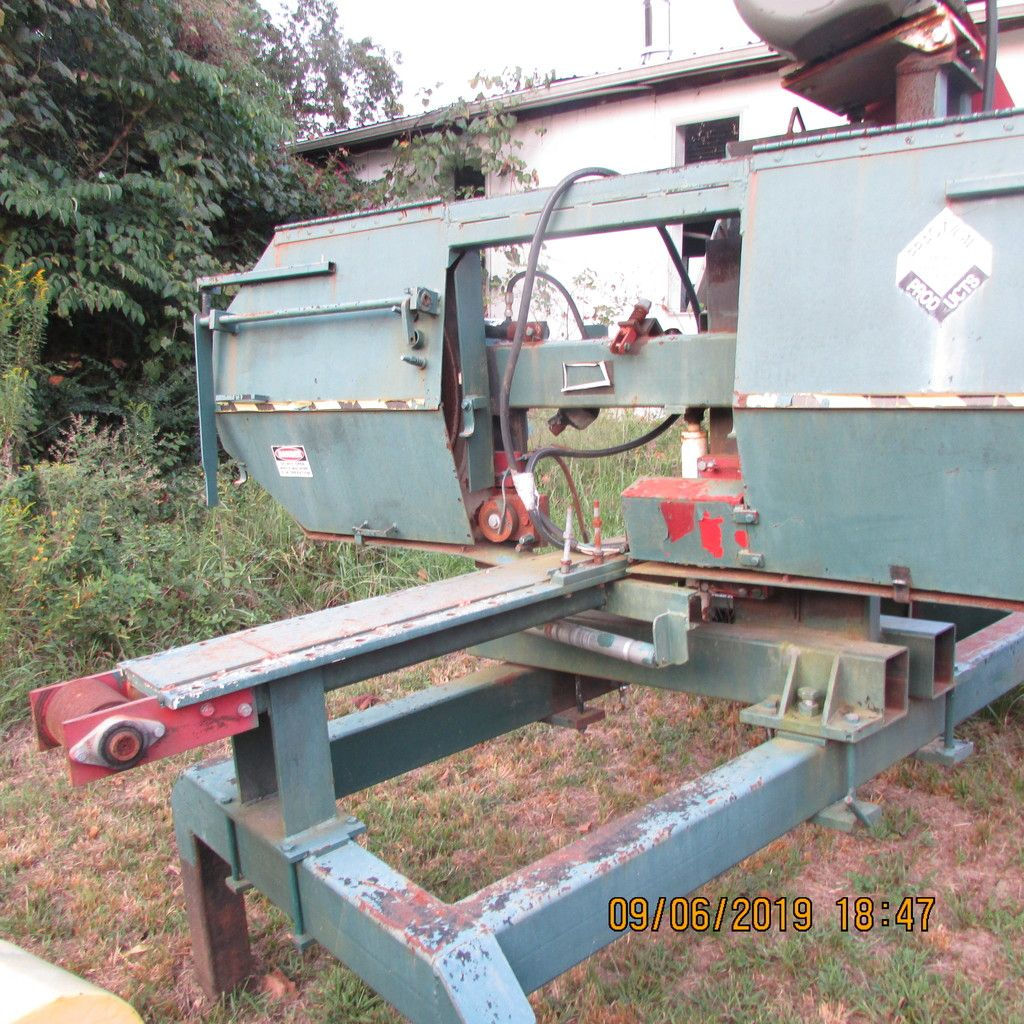 BAND RESAW