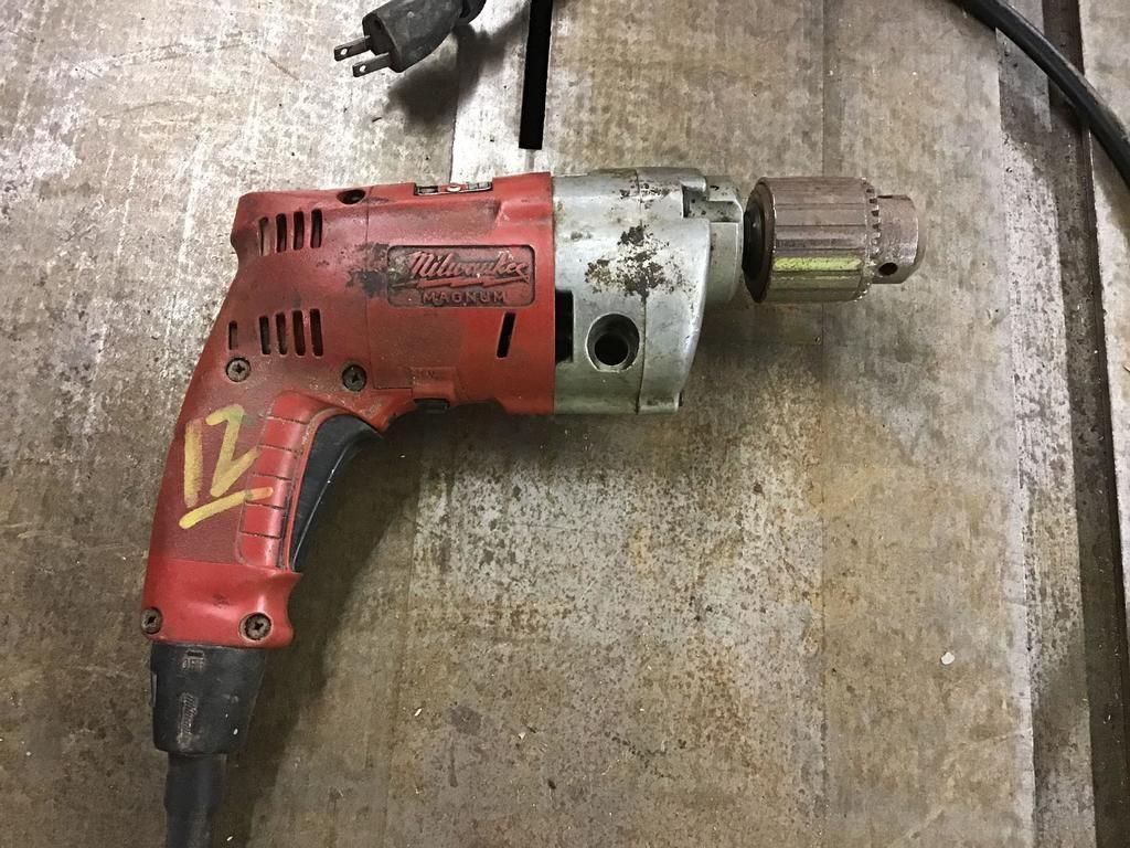 Milwaukee Holeshooter 1/2 Zoll Bohrmaschine