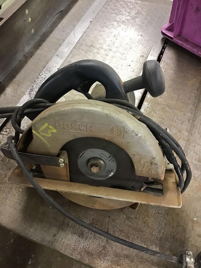 Bosch 7 1/4 Zoll Kreissäge