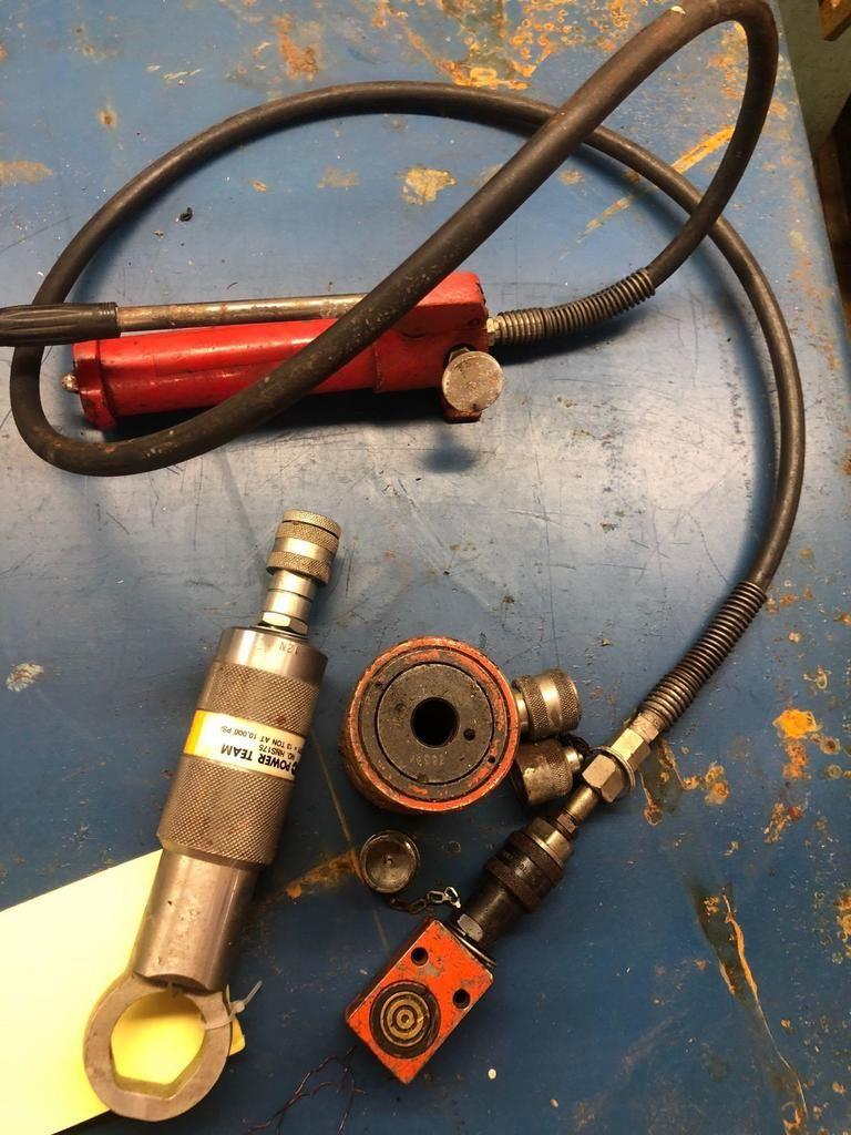 OTC Power Team Hydraulischer Kabelschneider