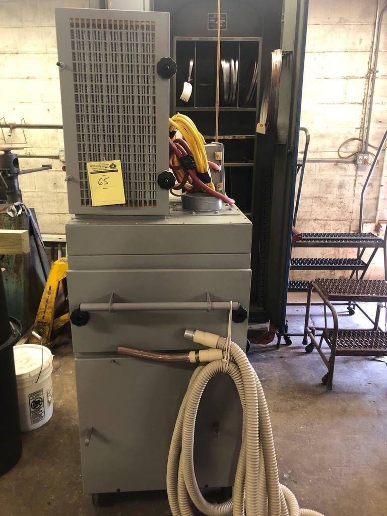 Luftstrom-Systeme Leichtluftstrom-Filtrationssystem