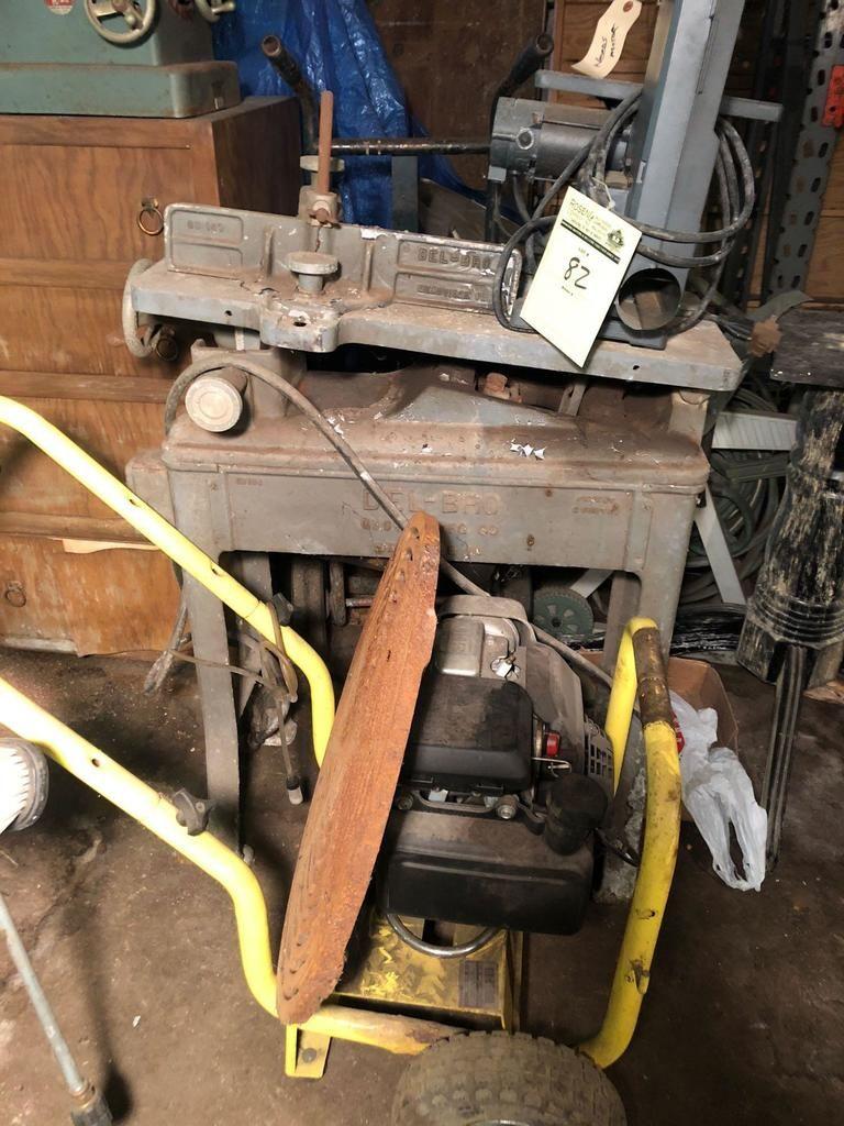 Viele verschiedene nicht funktionierende Werkzeuge. Schrottpartie