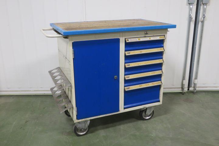 Werkstattwagen GBP